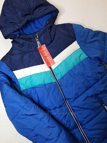 Куртка тёплая на мальчика 164 cool club куртка утеплена тепла на хлопчика п
