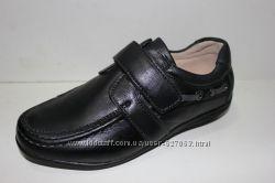 Туфли в школу полностью натуральная кожа 32-38р