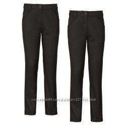 Школьные брюки для девочки на возраст 9-10 лет