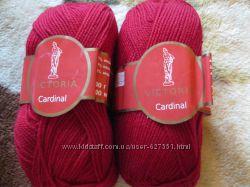 Пряжа Victoria Cardinal