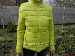 женская весенняя куртка демисезонн р-р 46 44 салатовый