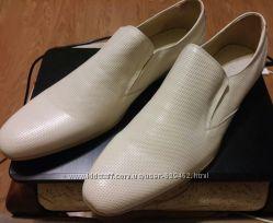 Мужские туфли, 48-й размер, новые