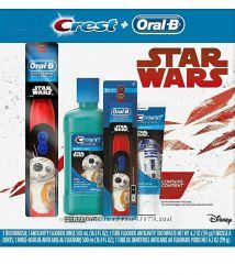 Набор для ухода за зубами Звездные войны  Crest