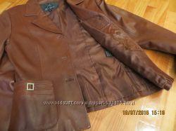 Кожаная куртка Xinxing