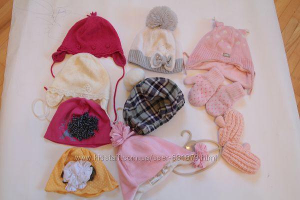 шапки lenne 48, 50 размер деми и зима в отличном состоянии