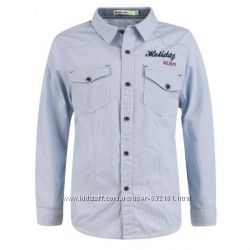 Рубашки стильные Glo-Story р. 134-152