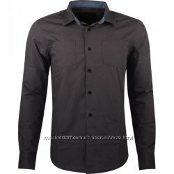 Стильные приталенные рубашки бренд