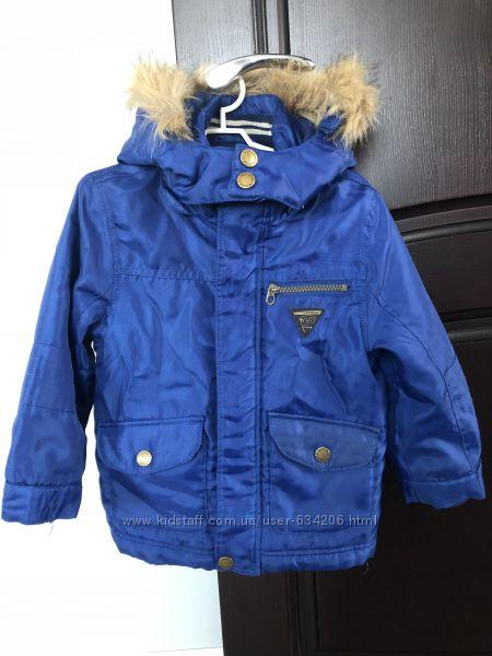 Куртка  парка Mayoral 98-104р