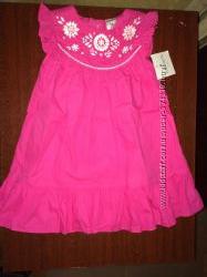 Платье c трусиками Carters 18мес