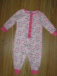 Фирменные пижамки, слипы, ночнушки от 1-5 лет.