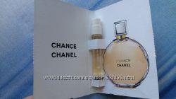 Chanel Chance Парфюмированная вода пробник 2 мл Новый
