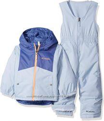 Куртка и комбинезон Columbia Columbia double flake set. ХС и ХХС