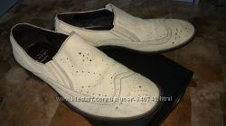 Натуральные бежевые туфли Ringer Man