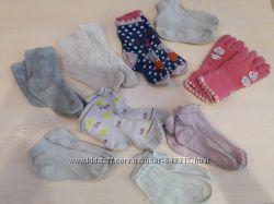 Носочки детские. Рукавички идеальное состояние