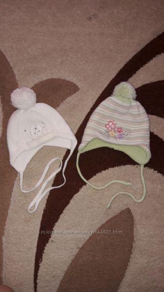 шапки на девочку