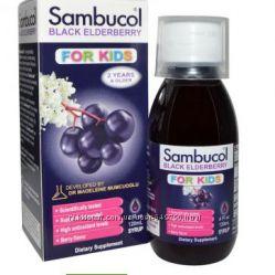 В наличии Sambucol, черная бузина, поддержка иммунитета, iherb