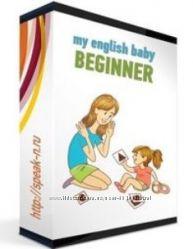 Английский с детьми My English Baby Beginner