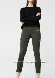 Стильные джинсы скинни Mango, 38 размер