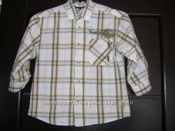 Фирменные рубашки в школу