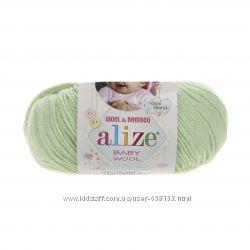 Пряжа для детского вязания Alize Baby Wool