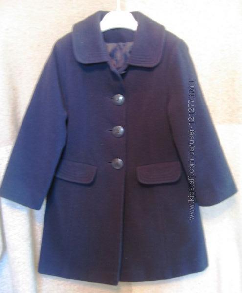 Стильное пальто для девочки Mothercare