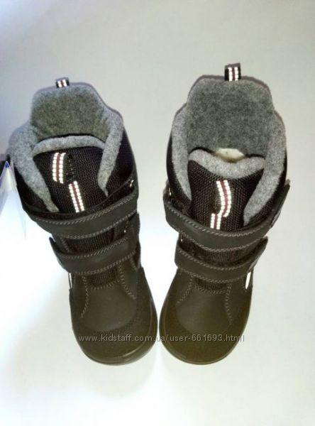 Капика Флоаре. Мембранная термо обувь. 24-35 размер