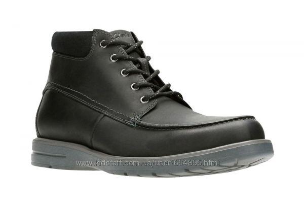 Ботинки Clarks Vossen Mid Boots.