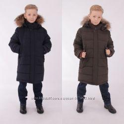 Пальто зимнее  KIKO 122см 128см 134см 140см 152см 158см 164см 170см