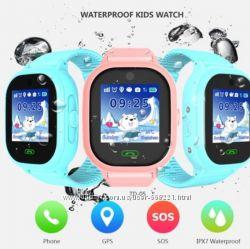 Новые водонепроницаемые часы TD05 с камерой