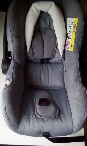 Автокресло Capsula BB0 Koala Grey  как новое