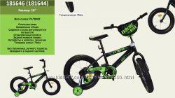 Велосипед 2-х колес 16&acute&acute 181645 EXTREME BIKE  фэтбайк fatbike внедорожник