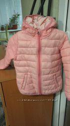 Курточка деми для девочки86-92