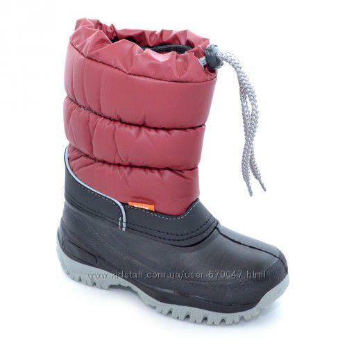 Обувь зимняя для детей Demar Lucky c