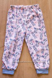 Early Days пижамные штаны с зайцами, 3-4г