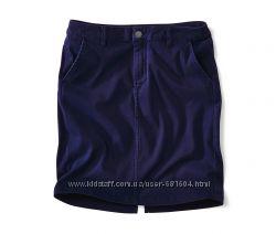 Классная котоновая юбка TCM Tchibo р-ры 36, 38, 40, 42 евро
