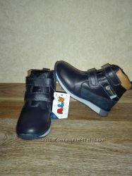 Качественные детские ботинки для мальчикав наличии , р. 27-32 тм MLW