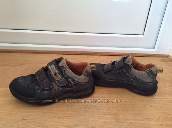 RICOSTA кожаные кроссовки
