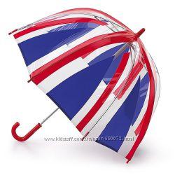 Детский зонт-трость Fulton Funbrella-4 - C605 - Union Jack Флаг