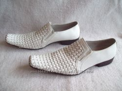 Туфли кожа Gucinari, бу 1 раз, размер 40