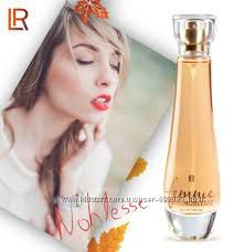 Парфюмированная вода Femme Noblesse, LR, оригинал