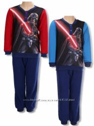 Пижама флисовая для мальчиков , DISNEY, 92-140 р