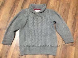 Свитер для мальчика H&M, р. 98-110, 2-4г, хлопок