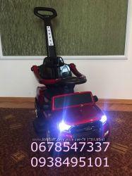 Детская машинка-толокар электромобиль 2 в 1 Ford Ranger M 3575EL