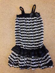 Нарядное платье сарафан на 11-13лет на р. 152-164