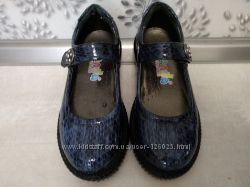Туфли школьные кожаные ортопедические