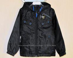 Водозащитная куртка, Англия, р. 116, от 5 до 7 лет, новая