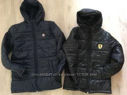 Теплые куртки для мальчиков