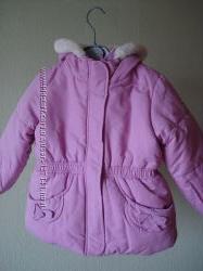 Курточка для девочки OshKosh на 4 года 3 в 1 из Америки.