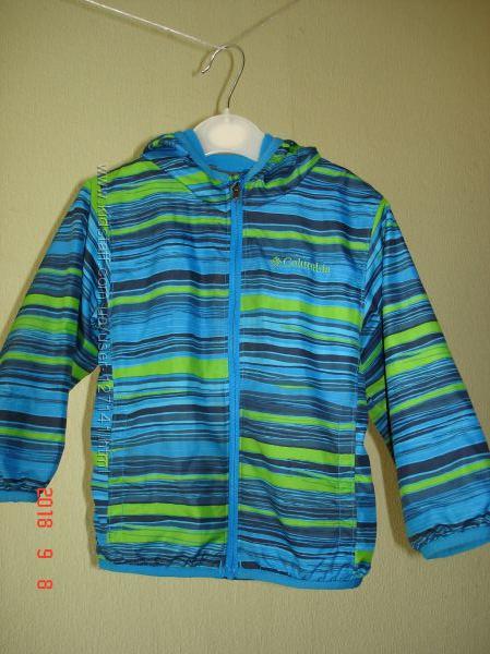 Курточка-ветровка для мальчика 2 года Columbia