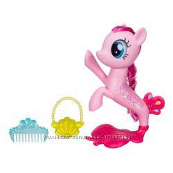 Пинки Пай Русалка Glitter & Style Seapony Pinkie Pie Оригинал